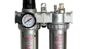 Air pressure regulators, lubricators, filters, guages