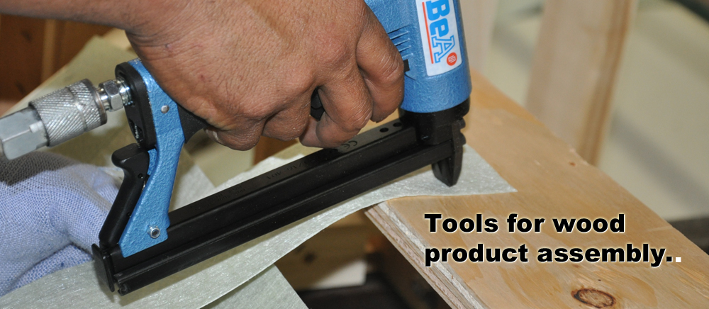 tools for wood product assembly