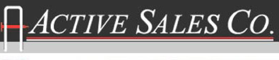 Active Sales Co. Logo